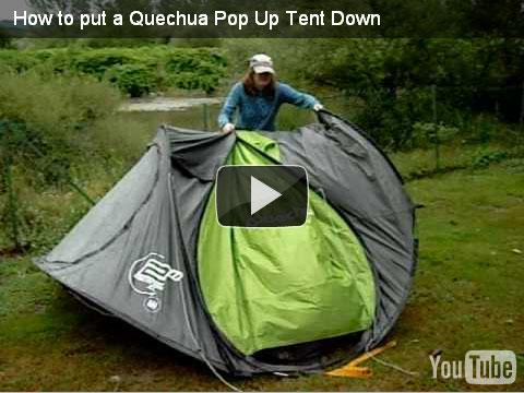 Quechua 2seconds: progetta la tenda, vai in campeggio e ...
